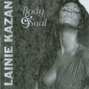 CD Lainie Kazan Body and Soul