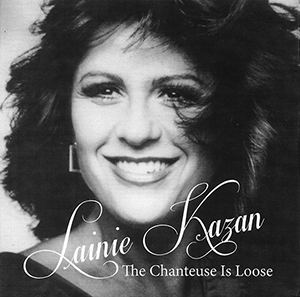 CD Lainie Kazan The Chanteuse is Loose