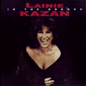 CD Lainie Kazan In the Groove