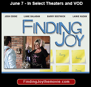 Finding Joy movie release